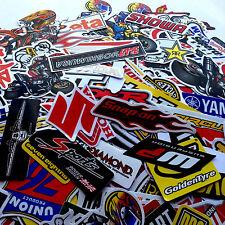 70 Random Mixed Stickers Decal Motocross Motorcycle Car ATV Racing Bike Helmet