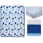 Little Bedding: Splish Splash 3 Piece Crib Bedding Set by NoJo