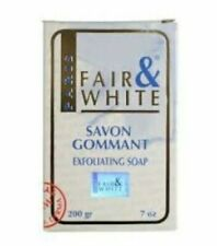 Fair and White Exfoliating Soap, 7 oz