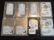 Lot of 8 IDE/ATA Hard Drives - 250-500GB