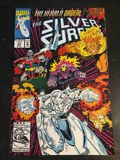 Silver Surfer#74 Incredible Condition 9.4(1992) Terrax,Firelord!!