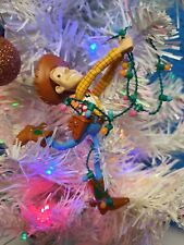 Grolier Disney Woody Christmas Ornament