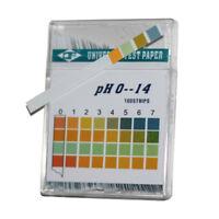 PH-Wert Teststreifen Testpapier Wasserqualität Speichel alkalische Ernährung