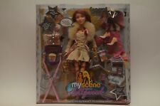 RARE Signed Lindsey Lohan My Scene Goes To Hollywood Doll W/Accessories