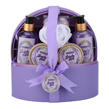 Spa Gift Baskets for Women with Jewellery Case,Bath & Body Gift Set Luxurious 12