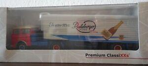 Skoda Liaz Radeberger Bier Sattelzug 1:43 Premium ClassiXXs # OVP #
