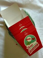 Gift Boxes Twas the Night Before Christmas Chinese Takeout Style New Lot of 7