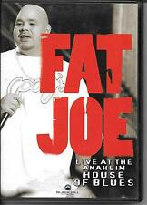 DVD ZONE 2--CONCERT--FAT JOE--LIVE AT THE ANAHEIM HOUSE OF BLUES