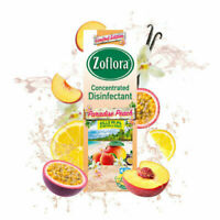 Zoflora Paradise Peach 120ml - Concentrated Disinfectant - Free UK Shipping