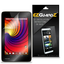 1X EZguardz LCD Screen Protector Cover Shield HD 1X For Toshiba Excite Go AT7-C8