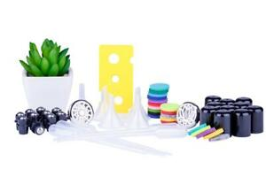 Essential Oil Accessories Pack Roller Balls/Key/Car Vent Diffuser/Funnel/Pipette
