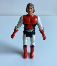 1986 VINTAGE •LASER OF JUSTICE• LUCKY BELL TOYS ACTION FIGURE ULTRA RARE