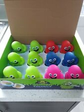 18 X Slimon Kids Bath Shooter Water Squeezable Squirter Toy 3 Inches