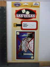 Paper Wizard Las Vegas Postcards On The Edge Stickers Embellishment New A18757