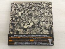 Limited To Just 2000 Set JAPAN GEORGE MICHAEL LISTEN WITHOUT PREJUDICE 25TH F/S