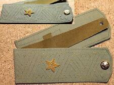 Epaulettes general Armée Soviétique URSS n.2