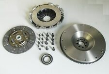 For Nissan Navara D40 Pick Up 2.5DCi Solid Flywheel+Bolts+Clutch Kit (05/2005+)