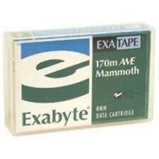 Exabyte 20/40GB 8MM 170M AME Data Cartridge New Wrapped