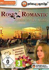 Rose Romantic: Liebe ist ihr Hobby (PC-CD) NEU&OVP Romantisches WImmelbildspiel