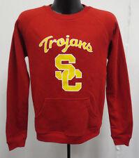 USC TROJANS MEDIUM SWEATSHIRT WOMENS NCAA UNIVERSITY OF SOUTHERN CALIFORNIA CREW