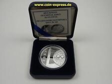 *** 10 EURO Gedenkmünze FINNLAND 2002 Olympia Helsinki PP Münze Coin KMS SUOMI *