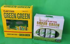 Food Plant Lucky Bamboo Super Green 10 Botles + 10 Botles Green Green Fertlizers