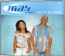 Milk Inc. - Land Of The Living - Promo CDM - 2002 - Eurodance 4TR Regi Penxten