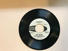 ROCK & ROLL 45 RPM RECORD -THE BUOYS - SCEPTER SDR-12275 - PROMO