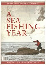 WRIGHT BARNEY BOOK SEA FISHING YEAR EXPERIENCE THE FOUR SEASONS paperbck BARGAIN