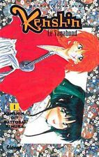 Collection de mangas Kenshin le Vagbond - 6 premiers tomes - Glénat Manga