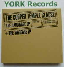 COOPER TEMPLE CLAUSE - Hardware EP + Warfare EP - Ex Double CD Single Morning