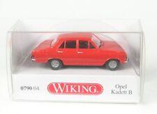 Opel Kadett B (verkehrsrot) 1965-1973 - 1:87 Wiking