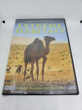 Miracles of Nature - Extreme Habitats - New DVD - Educational Documentary Video