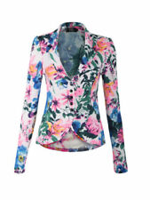 Cappotti e giacche da donna floreale formale  3b78c20f994