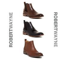 $90 Robert Wayne Men's Chelsea Boots