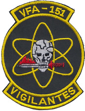 Strike Fighter Squadron 151 VFA-151 United States Navy USN Embroidered Patch