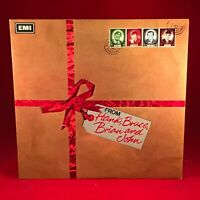 THE SHADOWS From Hank, Bruce, Brian & John 1967 UK VINYL LP EXCELLENT CONDITION