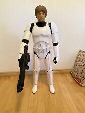 Star Wars Luke Skywalker in Stormtrooper Armour - 80cm Figure