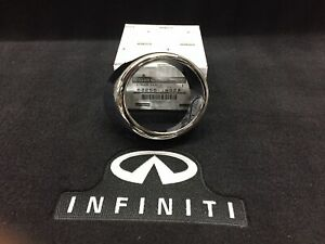 Infiniti G37 Sedan w/ Tech Pkg Fog Lamp Chrome Trim Ring ONLY Right 622561MS2A
