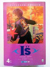 I''S n. 4 di Masakazu Katsura - IS OFFERTA! - ed. Star Comics