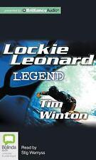 Legend by Tim Winton (2012, MP3 CD, Unabridged)