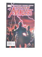 The New Avengers #1 2004 1st Print Marvel Comics NM- 9.2