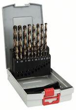 Bosch 19pce Hss-co Cobalt Metal Drill Bit Set in 2608587014