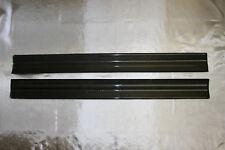 Bmw e36 m3, etc. Coupe Cabrio Compact de carbono real einstiegsleisten