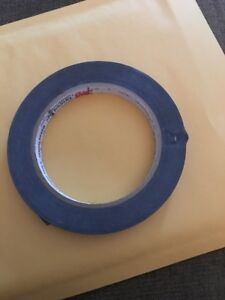 3M Electrical insulating Tape Ruban Isolant 1350F BK 1 ZC 6148-04 7/16 With Roll