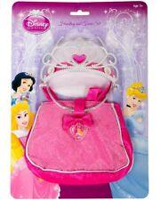 Disney Sleeping Beauty Handbag And Tiara One Size