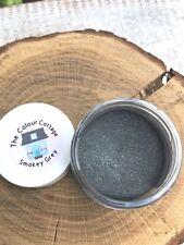Mica Powder 1/2 oz Jar Smokey Grey for Epoxy Resin, Cosmetics, Soap