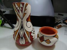 NAVITE AMERICAN INDIAN POTTERY SIGNED