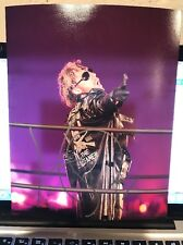 Kenny Omega Signed 8x10 NJPW ROH THE CLEANER