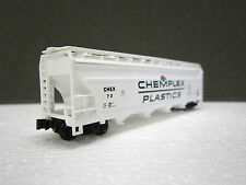 MODEL POWER #83472 HO scale CHEMPLEX PLASTICS 55' CYLINDRICAL HOPPER New in box